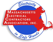 Massachusetts Electrical Contractors Association Retina Logo